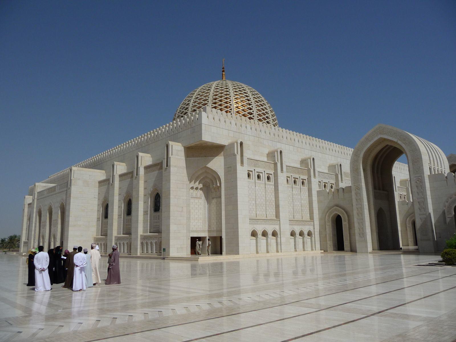 Oman-mascate