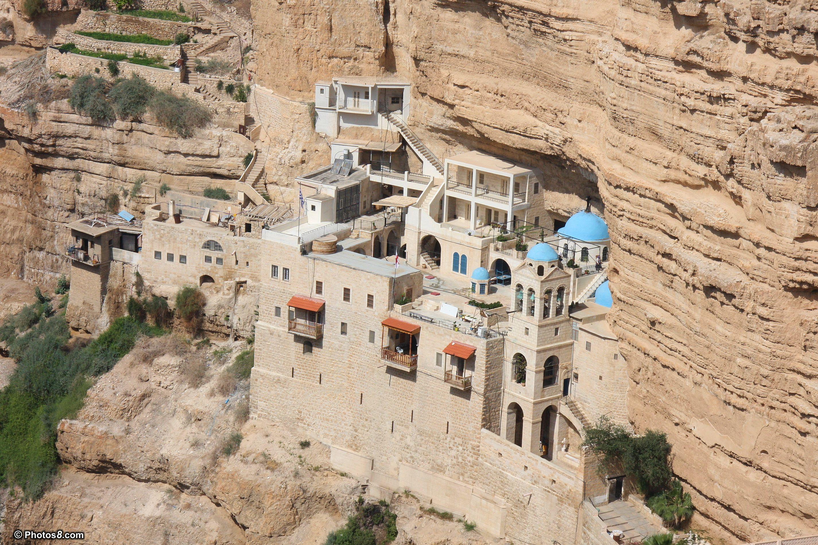 Palestine-Monastère-StGeorge